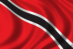 Royalty-Free (RF) Clipart of Trinidad Flags,