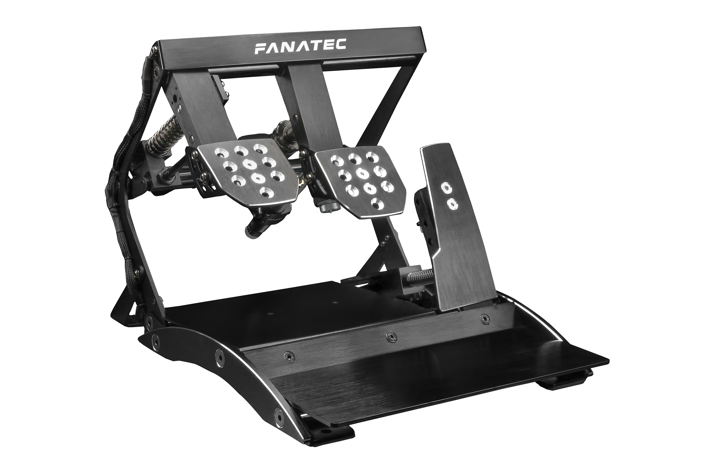 Fanatec Announces the ClubSport Pedals V3 Inverted